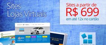 Criamos seu site a partir de R$ 699